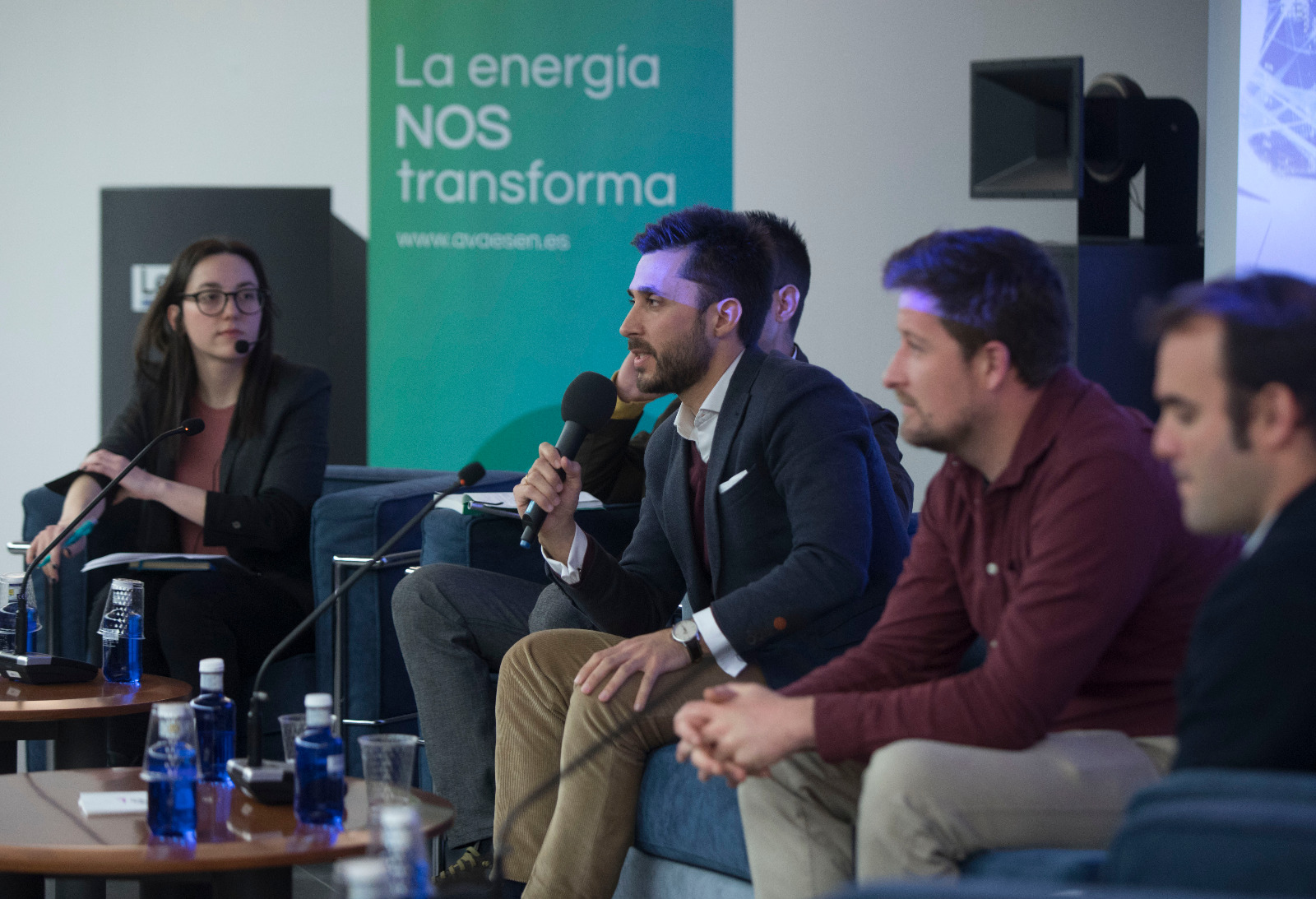 Ampere Energy, en el Congreso Energy Revolution