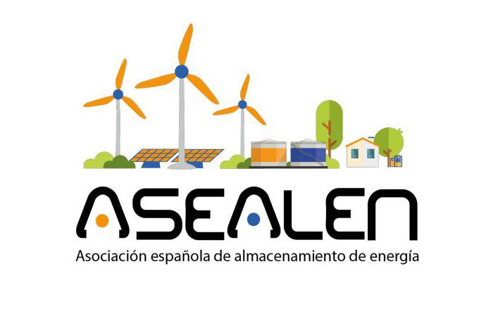 Nace ASEALEN, la Asociación Española de Almacenamiento de Energía